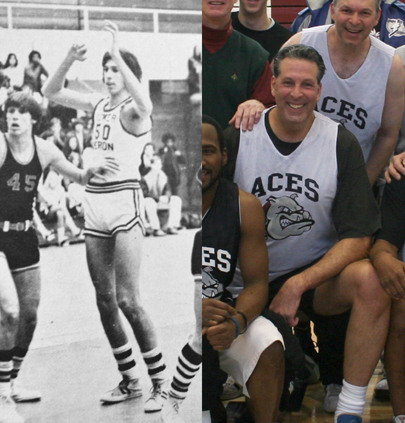 Aces Hoops  Aces Nation Remembers: Howie Lassoff 74